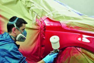 Airbrush Druckluftarbeiten